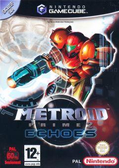 Jaquette de Metroid Prime 2 : Echoes GameCube