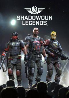 Jaquette de Shadowgun Legends Nintendo Switch