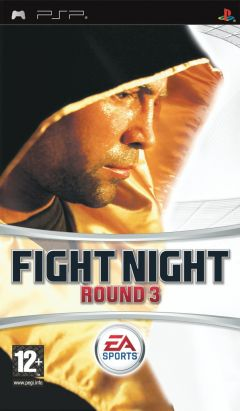 Jaquette de Fight Night Round 3 PSP