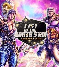 Jaquette de Fist of the North Star LEGENDS ReVIVE Android