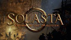 Jaquette de Solasta : Crown of the Magister PC