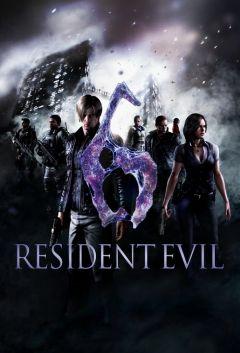 Jaquette de Resident Evil 6 Nintendo Switch