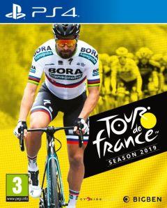 Jaquette de Tour de France : Saison 2019 PS4