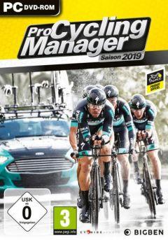 Jaquette de Pro Cycling Manager : Saison 2019 PC