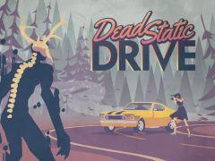 Jaquette de Dead Static Drive PC