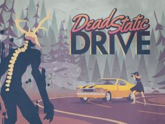 Jaquette de Dead Static Drive Xbox One