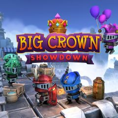 Jaquette de Big Crown Showdown Nintendo Switch