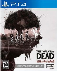 Jaquette de The Walking Dead : The Telltale Definitive Series PS4