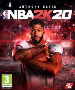 Jaquette de NBA 2K20 PS4