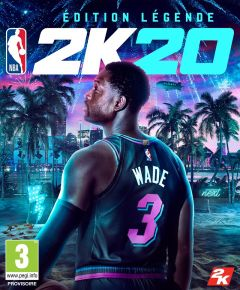 Jaquette de NBA 2K20 Nintendo Switch