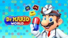 Jaquette de Dr. Mario World iPad