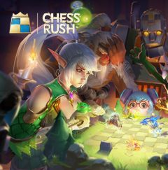Jaquette de Chess Rush Android