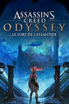 Jaquette de Assassin's Creed Odyssey : Le Sort de l'Atlantide - Le Jugement de l'Atlantide PS4