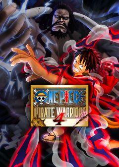 Jaquette de One Piece : Pirate Warriors 4 PC