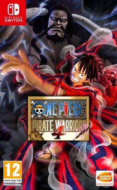 Jaquette de One Piece : Pirate Warriors 4 Nintendo Switch