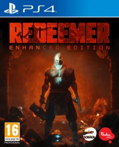 Jaquette de Redeemer Enhanced Edition PS4
