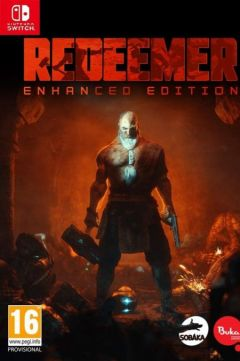 Jaquette de Redeemer Enhanced Edition Nintendo Switch