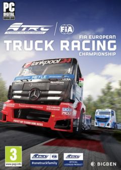 Jaquette de FIA European Truck Racing Championship PC