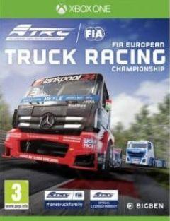 Jaquette de FIA European Truck Racing Championship Xbox One