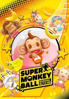 Jaquette de Super Monkey Ball : Banana Blitz HD PC