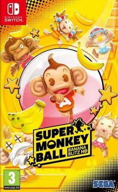 Jaquette de Super Monkey Ball : Banana Blitz HD Nintendo Switch