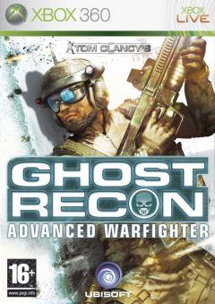 Jaquette de Ghost Recon Advanced Warfighter Xbox 360