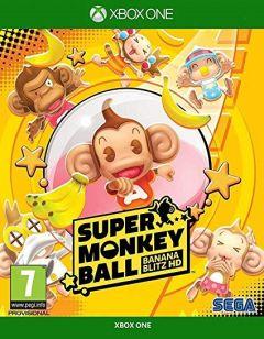 Jaquette de Super Monkey Ball : Banana Blitz HD Xbox One