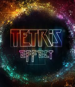 Jaquette de Tetris Effect PC