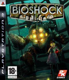 Jaquette de BioShock PlayStation 3