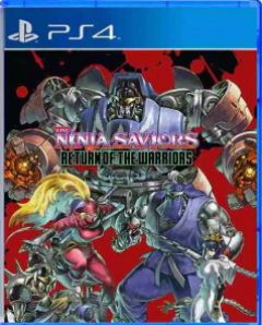 Jaquette de The Ninja Saviors : Return of the Warriors PS4