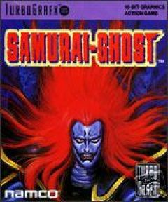 Jaquette de Samurai Ghost PC Engine