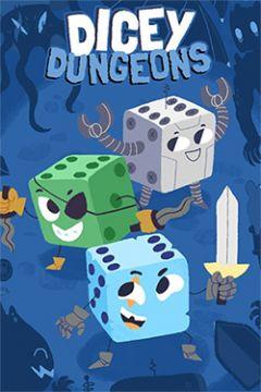 Jaquette de Dicey Dungeons PC