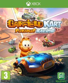Jaquette de Garfield Kart Furious Racing Xbox One