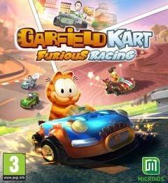Jaquette de Garfield Kart Furious Racing PC