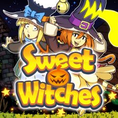 Jaquette de Sweet Witches Nintendo Switch