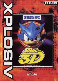 Jaquette de Sonic 3D : Flickies' Island PC