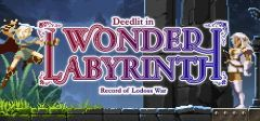 Jaquette de Record of Lodoss War : Deedlit in Wonder Labyrinth PC