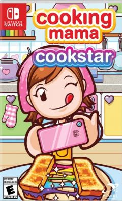 Jaquette de Cooking Mama : Cookstar Nintendo Switch
