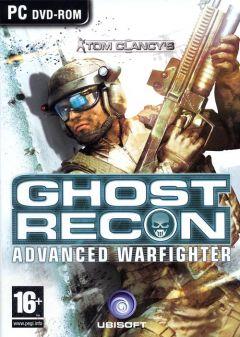 Jaquette de Ghost Recon Advanced Warfighter PC