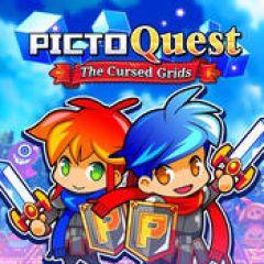 Jaquette de PictoQuest : The Cursed Grids Nintendo Switch