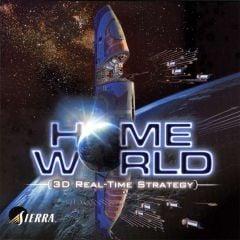 Jaquette de Homeworld PC