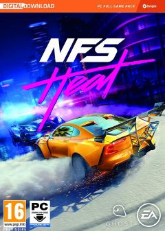 Jaquette de Need For Speed Heat PC