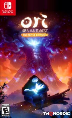 Jaquette de Ori and the Blind Forest Definitive Edition Nintendo Switch