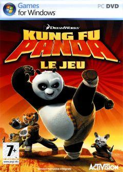 Jaquette de Kung Fu Panda PC
