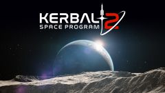Jaquette de Kerbal Space Program 2 PC