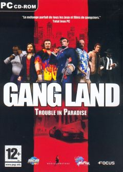 Jaquette de Gang Land PC