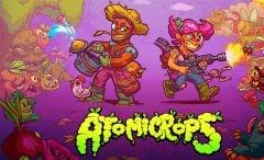 Jaquette de Atomicrops PC