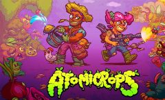 Jaquette de Atomicrops PS4