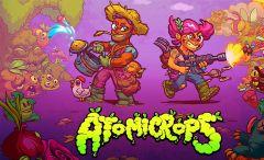 Jaquette de Atomicrops Nintendo Switch