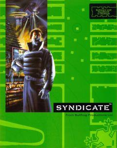 Jaquette de Syndicate (Original) Amiga
